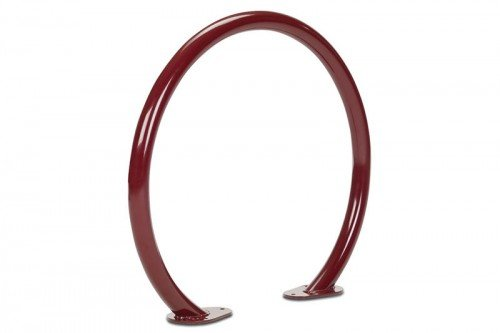 Circle Bike Rack, Surface Mount