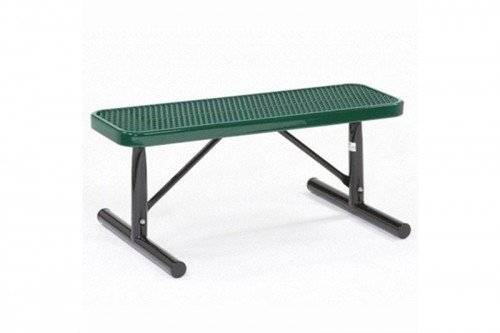 Flat Player Bench w/ Deep Seats