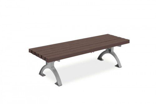 Parkway 6' Flat Bench