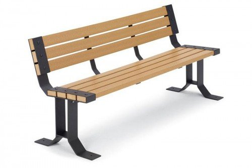 Wainwright Contour Bench