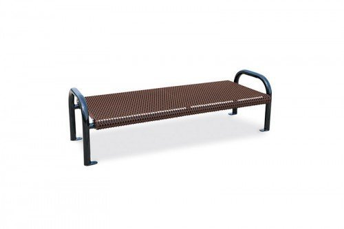 Ultra Flat Bench - Rolled Edges