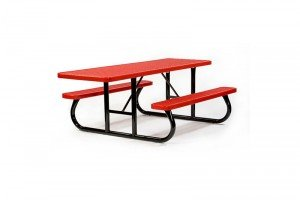 Rectangular Picnic Table - Portable