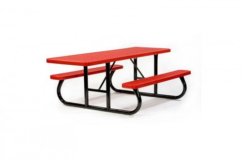 Rectangular Picnic Table - Portable
