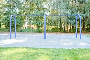 KidBuilders Arch Swing