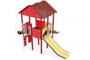 KidBuilders KBT1383 Barn Theme