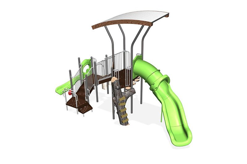 Nu Edge Ne1303 Commercial Playground Structure