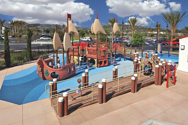Kbt1382 Castle Playground Structure