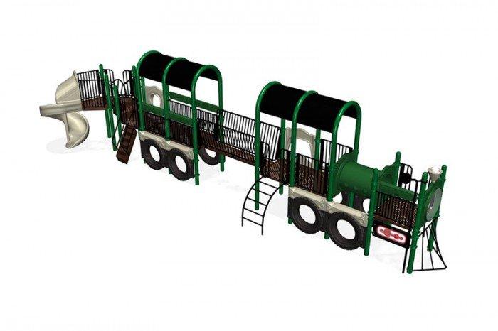KidBuilders Train Theme KBT1384