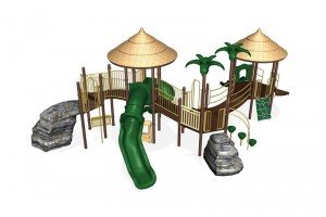 KidBuilders Tropical Theme KBT1388