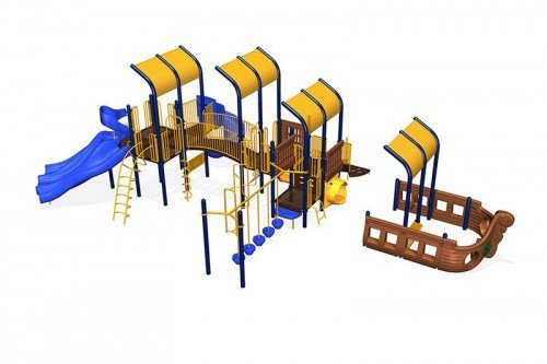 KidBuilders Ship Theme QU063800