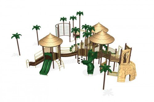 KidBuilders Tropical Theme QU063803