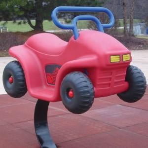 ATV Spring Rider