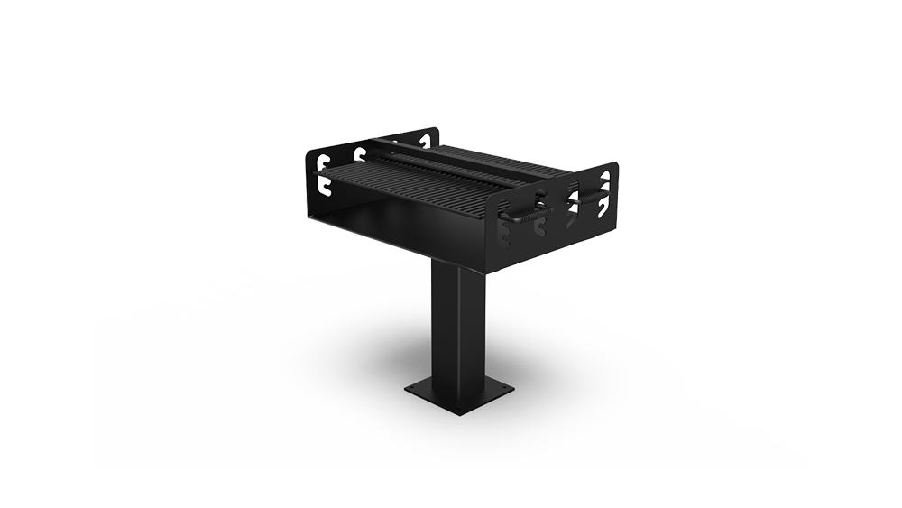 Adjustable Group Grill