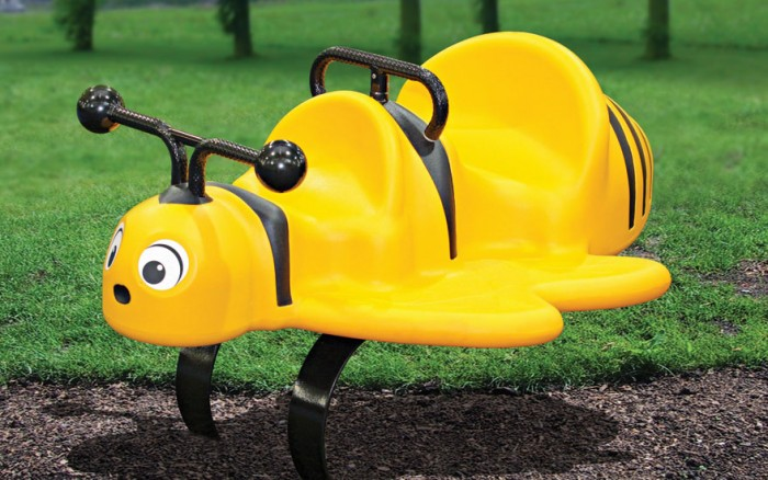 Nectar the Bee Spring Rider