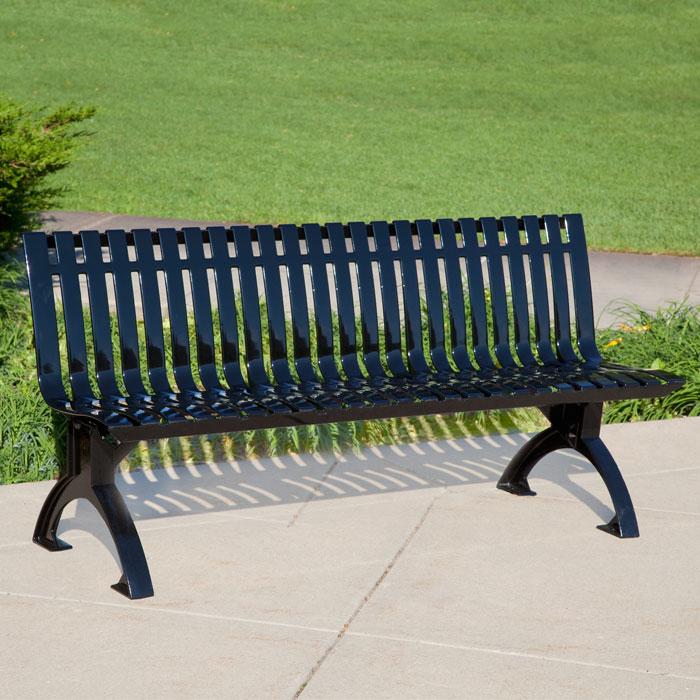 Latitude Contour Bench