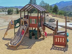 KidBuilders Fort Theme QU063662