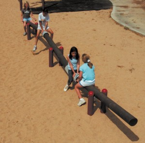 See-Saw Snake Play Activity