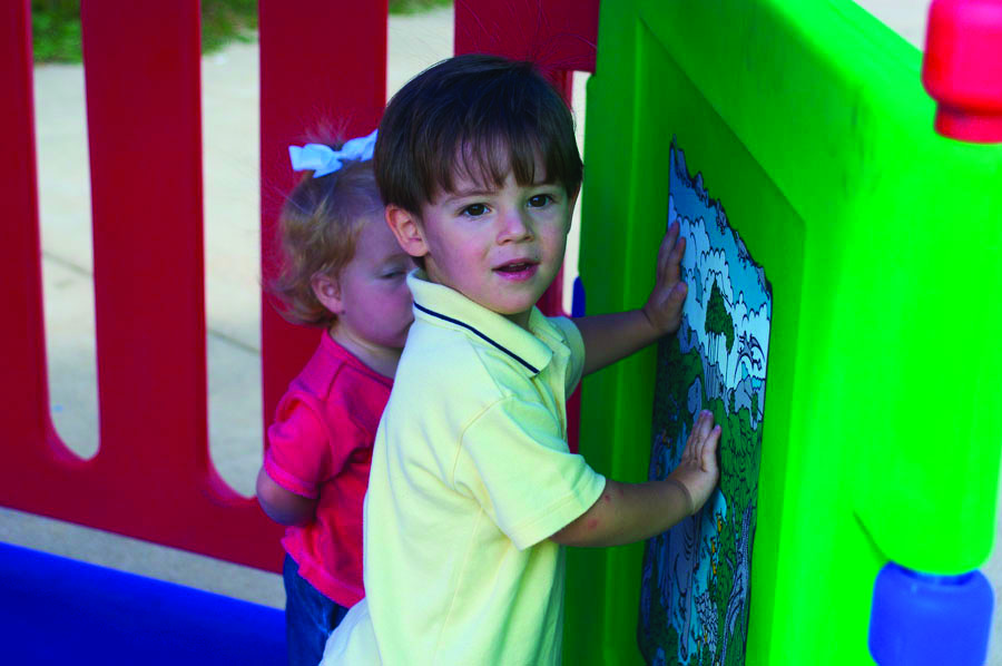 Toddler Clubhouse
