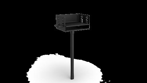 Vandal-Resistant Firebox