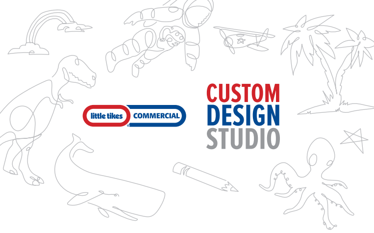 Little Tikes Commercial Custom Design Studio
