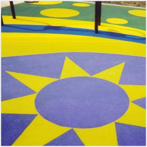 DuraPlay Rubber Safety Surfacing