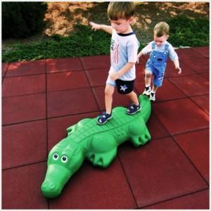 Gator Walk Sculpture
