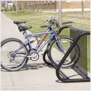Traditional Style Bike Rack