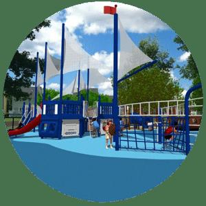 Custom Playground Equipment