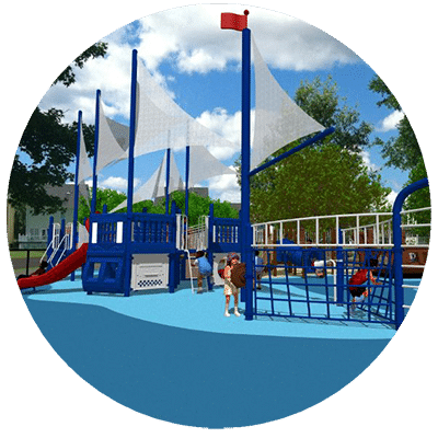 Custom Playground Equipment