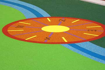 Safety Surfacing for Playgrounds